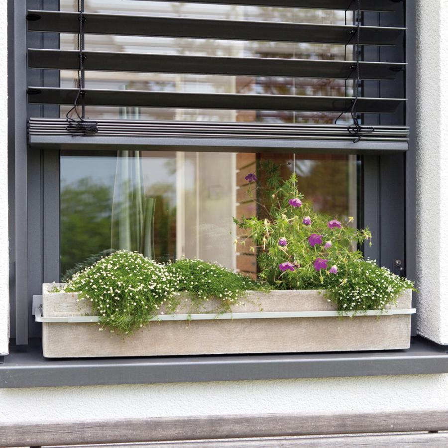 blumenkastenhalterung 2er set g nstig kaufen im online shop. Black Bedroom Furniture Sets. Home Design Ideas