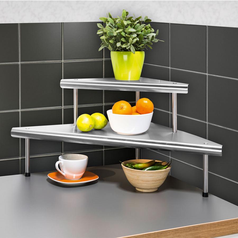 k chen eckregal k chen eckregal g nstig kaufen im versandhaus eurotops online shop. Black Bedroom Furniture Sets. Home Design Ideas