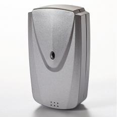 Funkwanduhr mit Temperaturanzeige-2