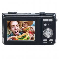 Digitalkamera mit Doppeldisplay-2