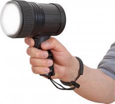 Tragbare CREE®-LED-Lampe mit Zoom-2