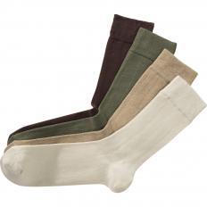 Hochwertige Baumwoll-Socken im Achter-Pack-2