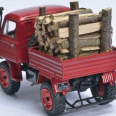 "Unimog U411 ""Holztransport""-2"
