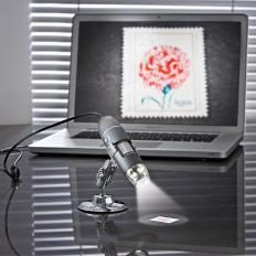 Digitale USB-Mikroskopkamera-2