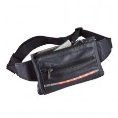Leder-Gürteltasche mit LEDs-2