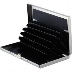 RFID-Schutz-Kartenbörse aus Edelstahl-2