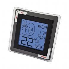 "Thermo-/Hygrometer-Uhr ""Komfort""-2"