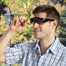 Klappbare Überziehbrille (Tag)-2