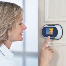 Türspion mit LCD-Bildschirm-2