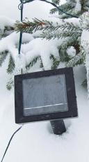 """Solar-Lichterkette """"Eiszapfen""""-2"""