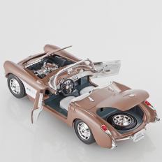 1957er Chevrolet Corvette-2