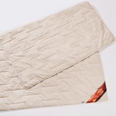 Bettdecke mit 100 % Seidenfüllung - 2 Stück-2