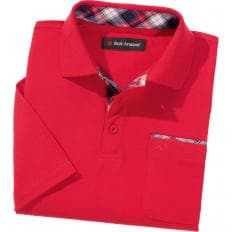 Poloshirt mit Kontrastbesatz 2er-Set-2