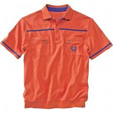 Herren Komfort Poloshirt-2