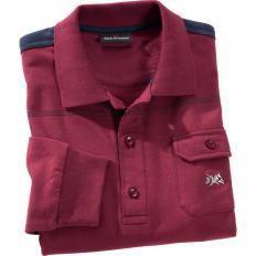 Langarm-Shirt,marine,S-2