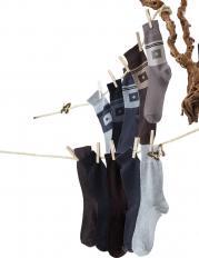 Venenfreundliche Socken,43/46-2