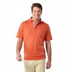 Komfort-Poloshirts,Beige,3XL-2