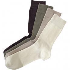 Hochwertige Baumwoll-Socken im 8er-Pack-2