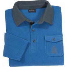 Microfleece-Poloshirt 2er-Pack-2