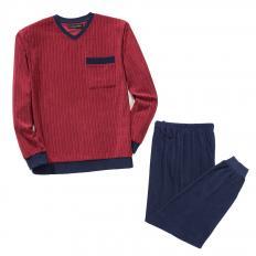 Frottee-Schlafanzug-2