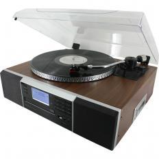 Retro-Musikcenter mit CD-Brenner-2
