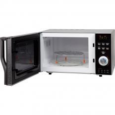 Mikrowelle mit Grill-und Heißluftfunktion-2