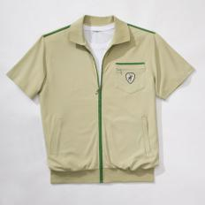 Poloshirt mit Reißverschluss-2