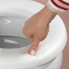 WC-Sitz mit Bestickung-2