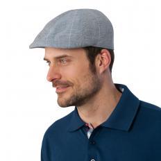 Glencheck-Gatsby-Mütze-2