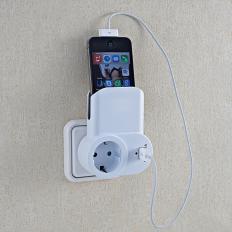 Steckdosen-Adapter mit USB-Ladeschale-2