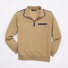 Sweater mit Polarfutter-2