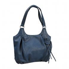Handtasche mit Blumenschmuck-2