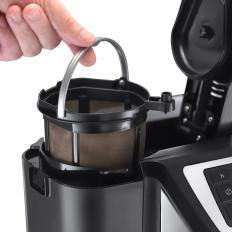 Programmierbare Kaffeemaschine mit Mahlwerk-2