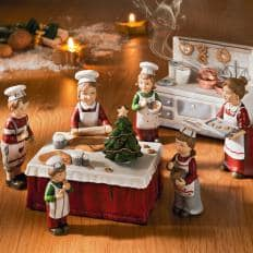 Weihnachts-Backstube - 8-teilig-2