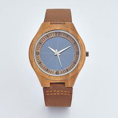 "Solar-Armbanduhr ""Bambus""-2"