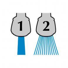 Flexible Brauseverlängerung 2er-Set-2