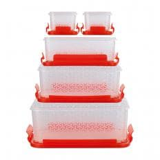 Kompaktes Frischhaltedosen-Set-2