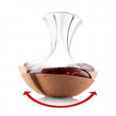 Kreisschwing-Weinbelüfterkaraffe-2