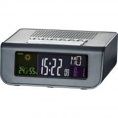 Radiowecker mit Wetterstation-2