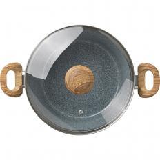 Keramik-Koch- und Bratset im Granit-Design 7-tlg. Set-2