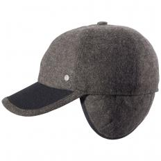 Tweed-Kappe mit Ohrenschutz-2