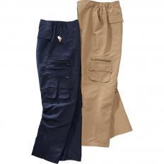 11-Taschen-Sommerhosen-Set Beide-2