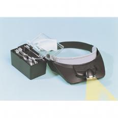 Kopfbandlupe mit LED-2