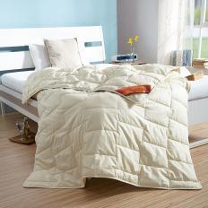 Bettdecke mit 100 % Seidenfüllung-2
