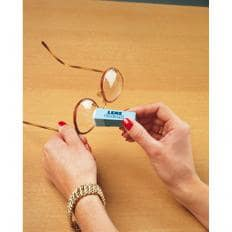 Brillenstift gegen Kratzer 2er-2