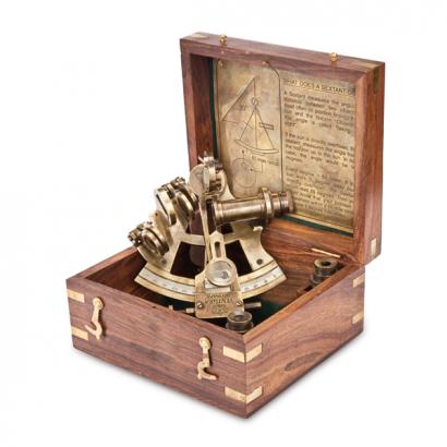 nostalgie sextant g nstig kaufen im online shop. Black Bedroom Furniture Sets. Home Design Ideas
