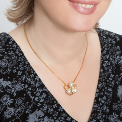 Perlenschmuck Perlenschmuck G Nstig Kaufen Im Online