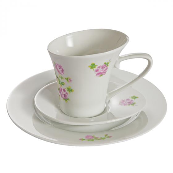 kaffee service rose g nstig bei eurotops bestellen. Black Bedroom Furniture Sets. Home Design Ideas
