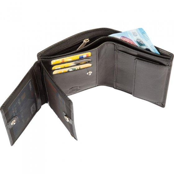 Geldbörse aus Büffel-Leder