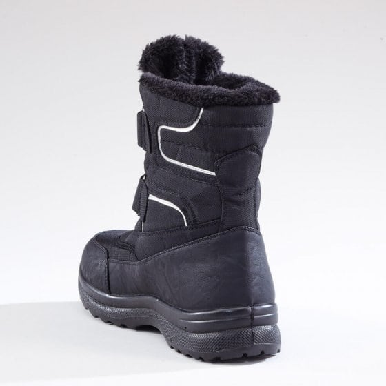 Thermo-Klettstiefel
